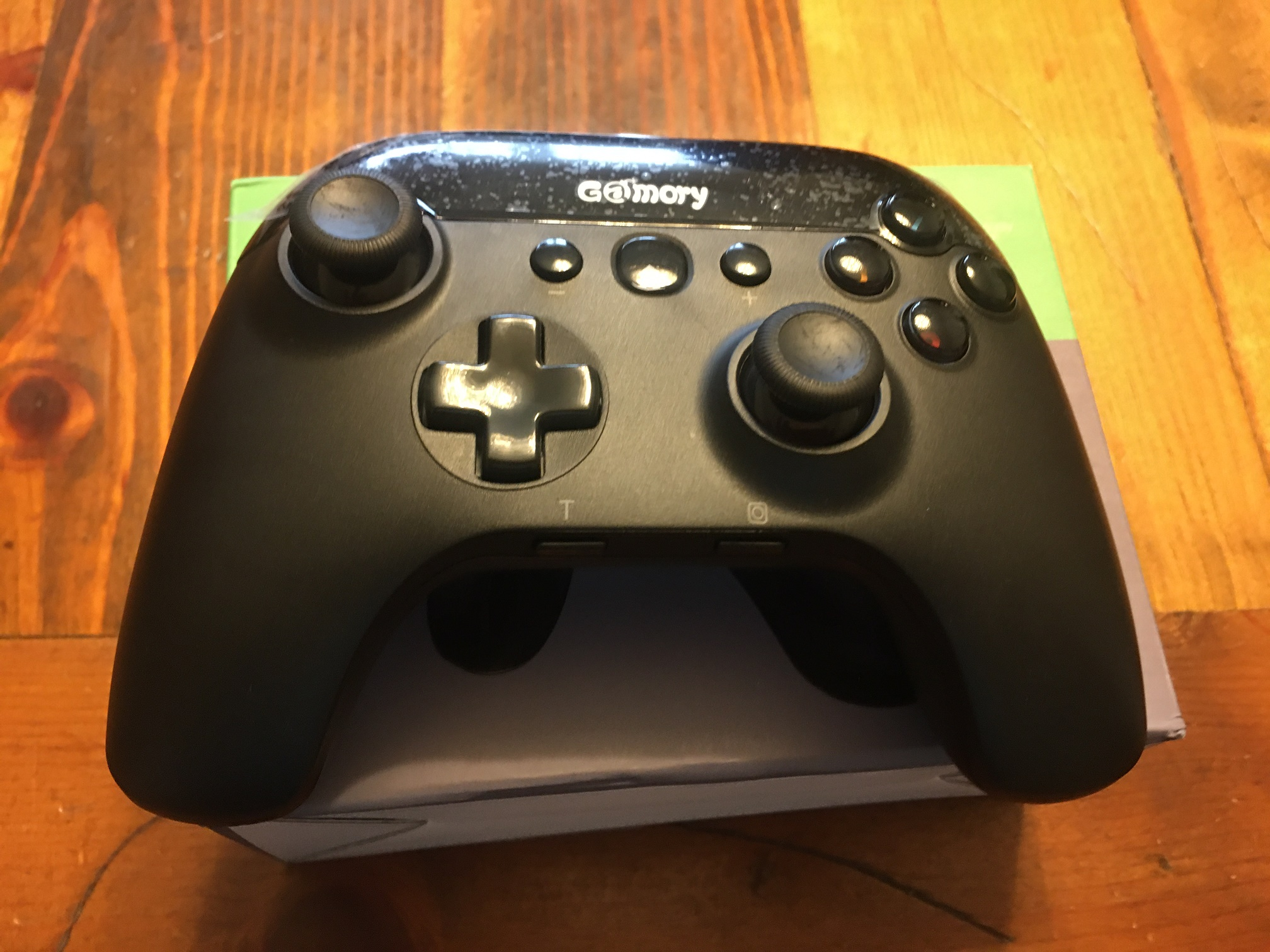 Wireless controller for Nintendo Switch Pro by Gamory