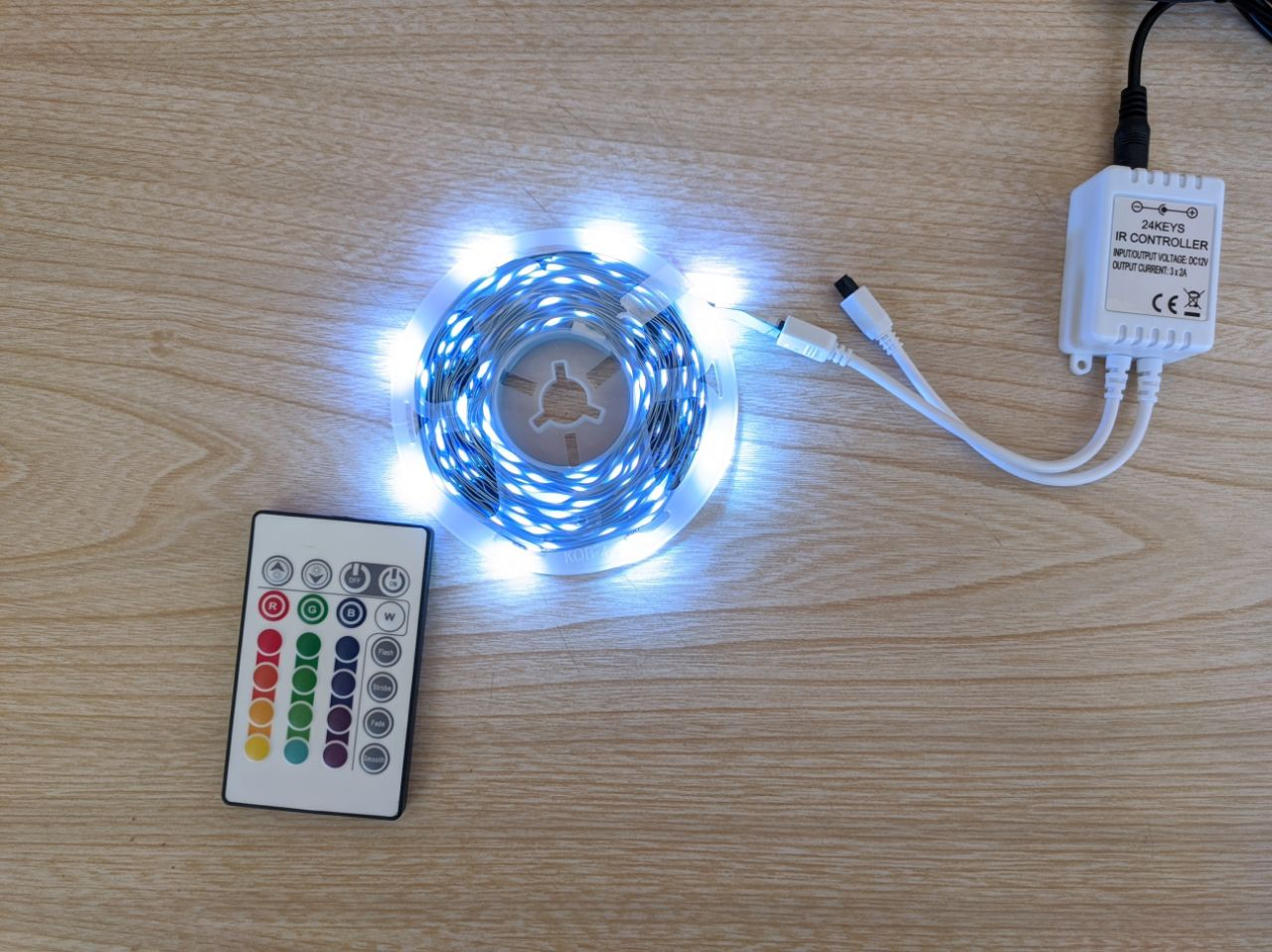 Striscia LED RGB