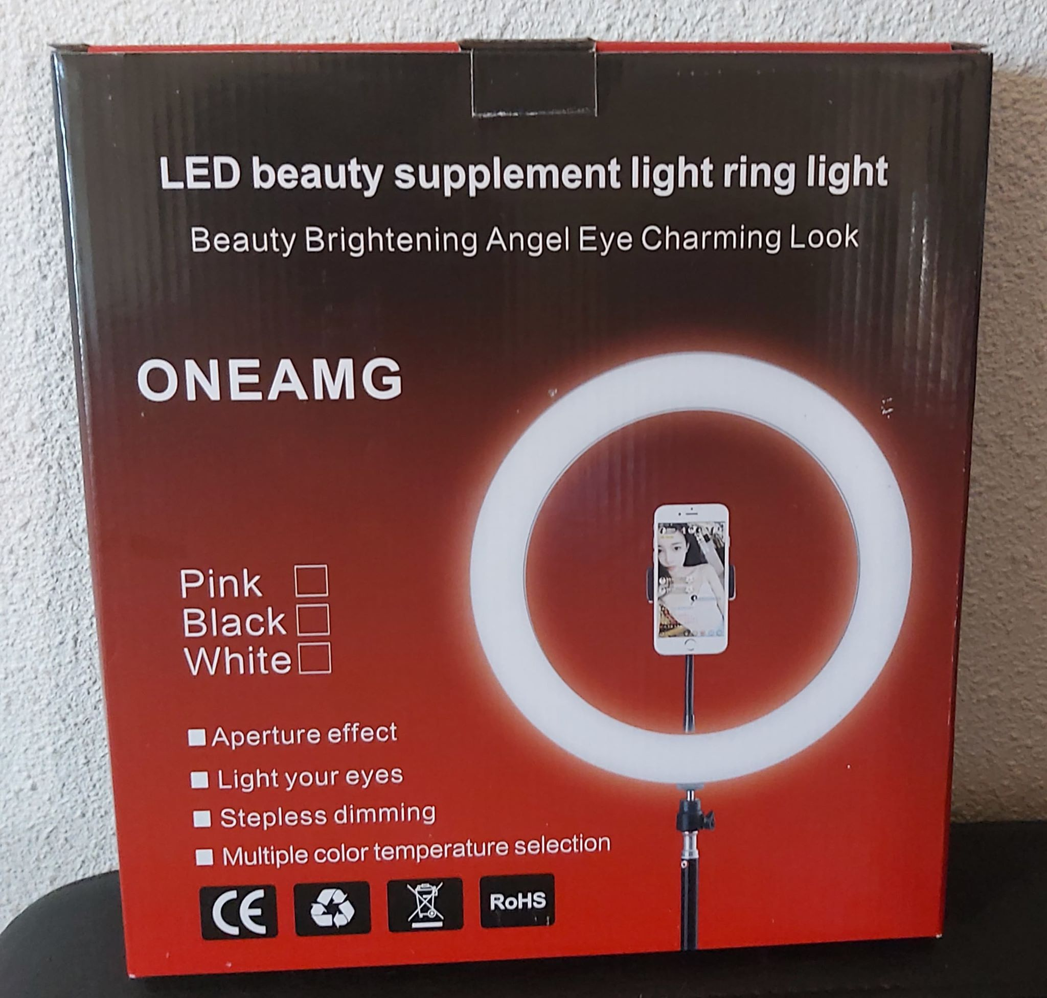Lampe RING LIGHT