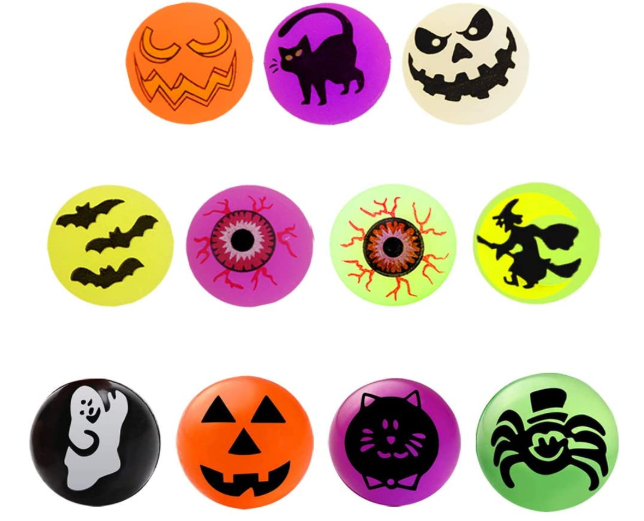 Halloween Bouncing Toys