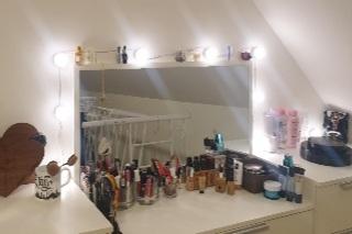 Fantastic mirror lights