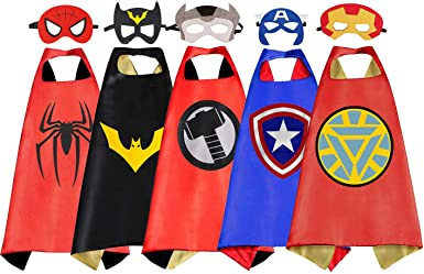 Great Dress Up Capes!! Kid Approved!!