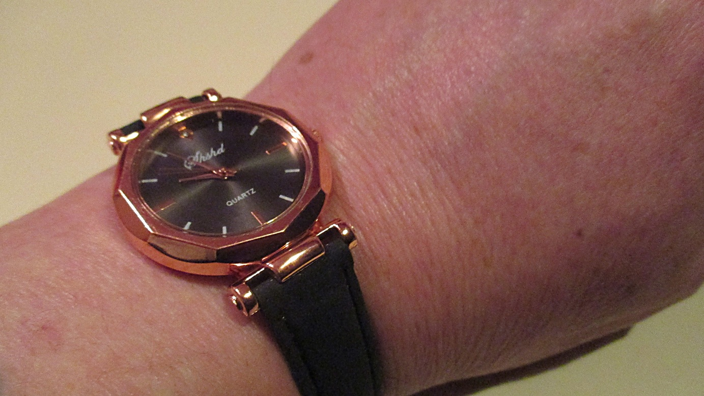 Nice Watch But No Velvet Pouch
