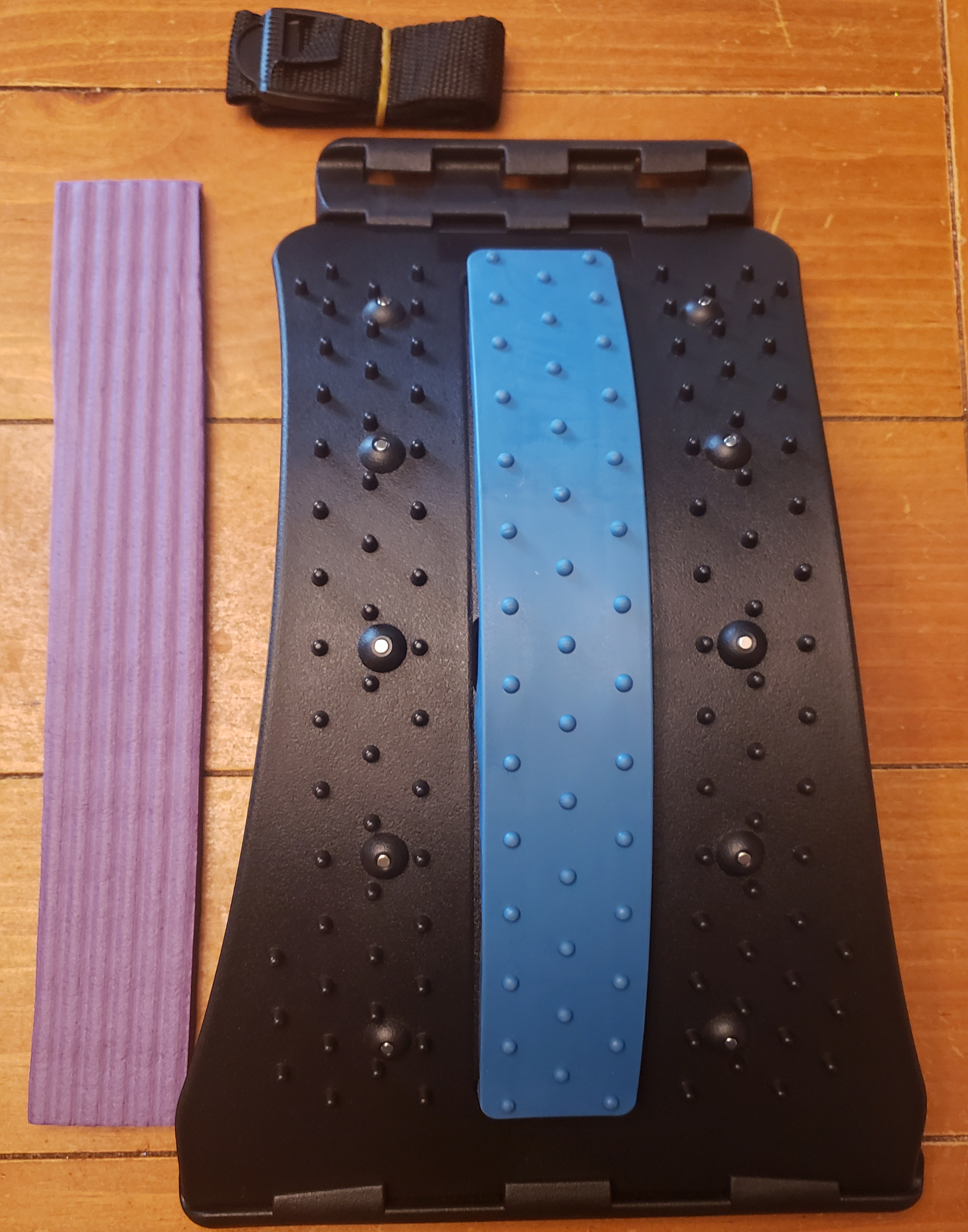 Great product to improve posture, flexibility and relieve chronic back pain!