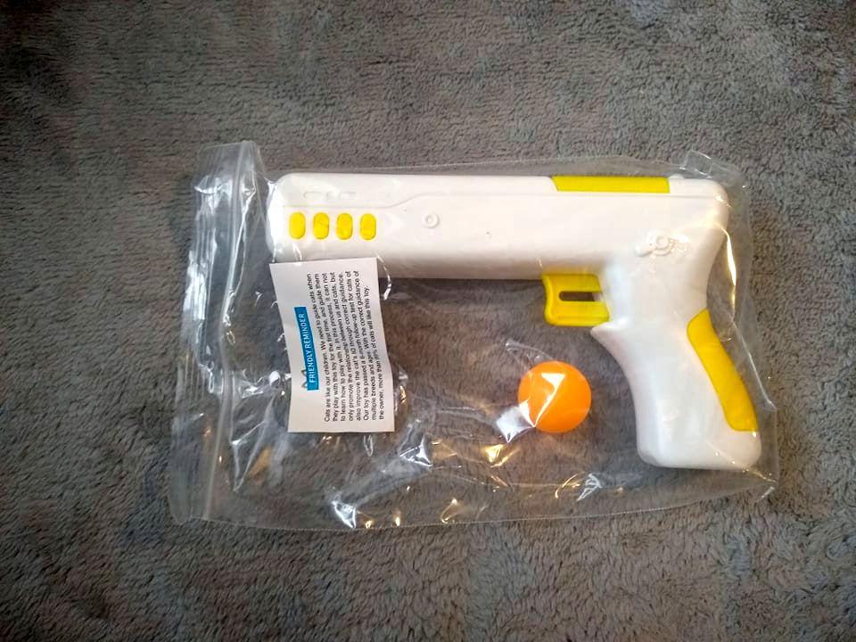 N&J Kelivi Cat Toy Gun