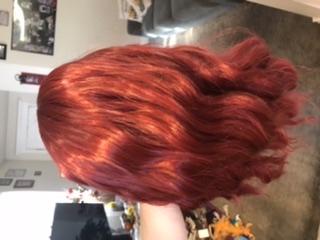 Great looking wig