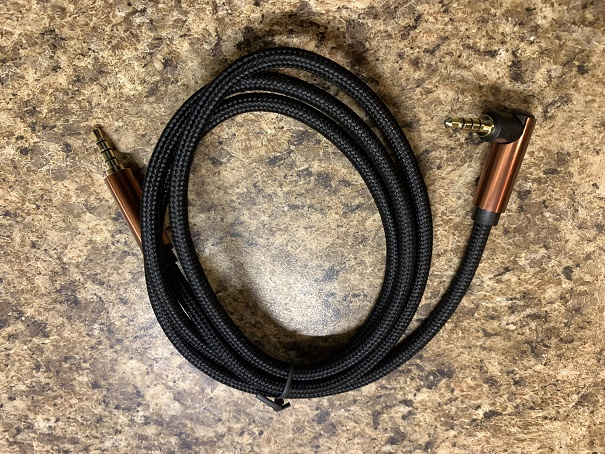 Quality Audio Patch Cord