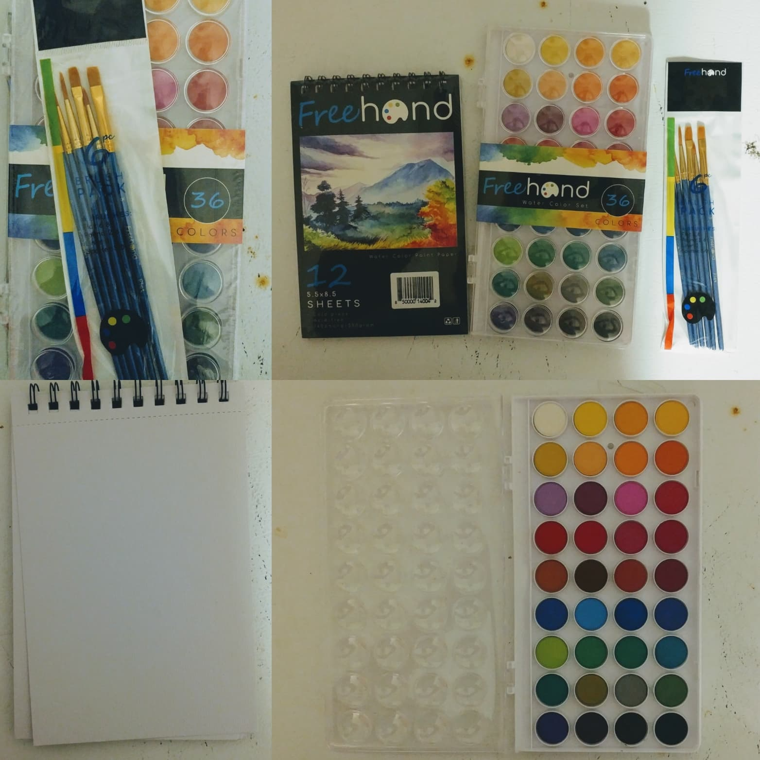 Great product for watercolor beginners
