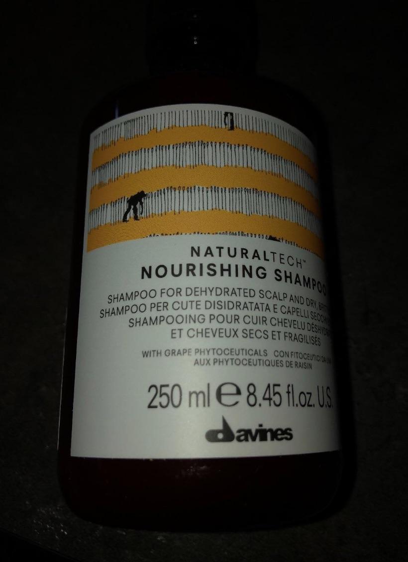 Shampooing naturaltech nourrissant