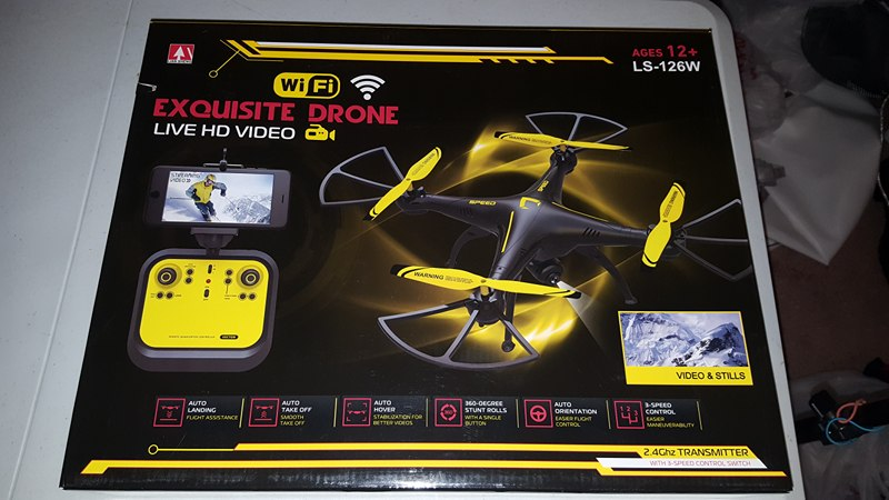 Great Drone for a great price