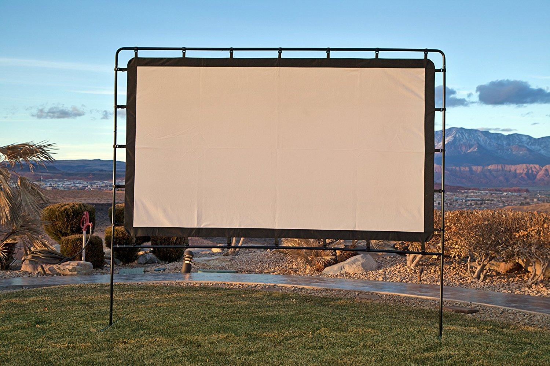Great outdoor screen