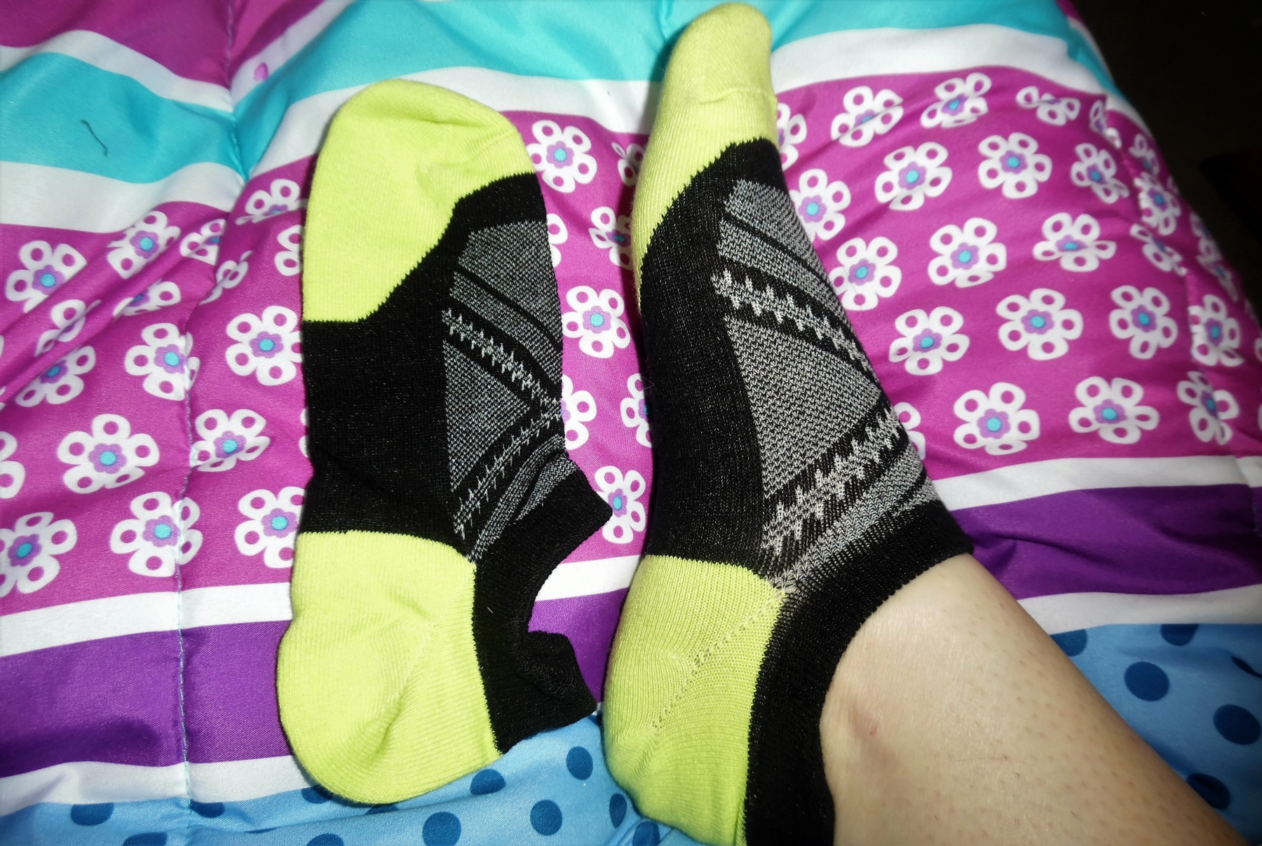 Great, Comfortable Warm Weather Socks!