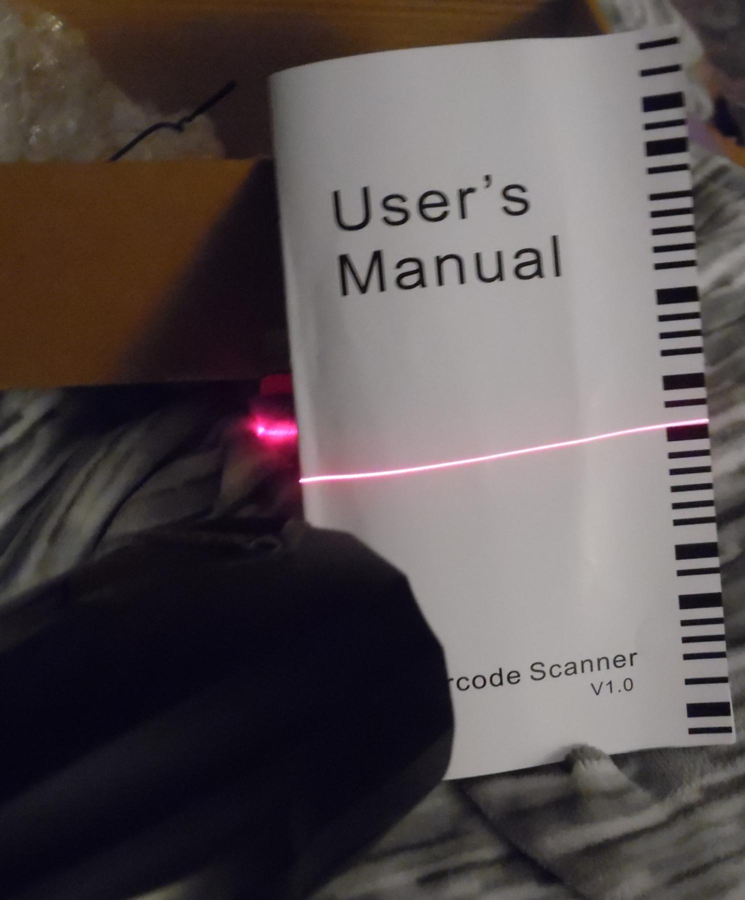 Nice Plug-n-Play Scanner