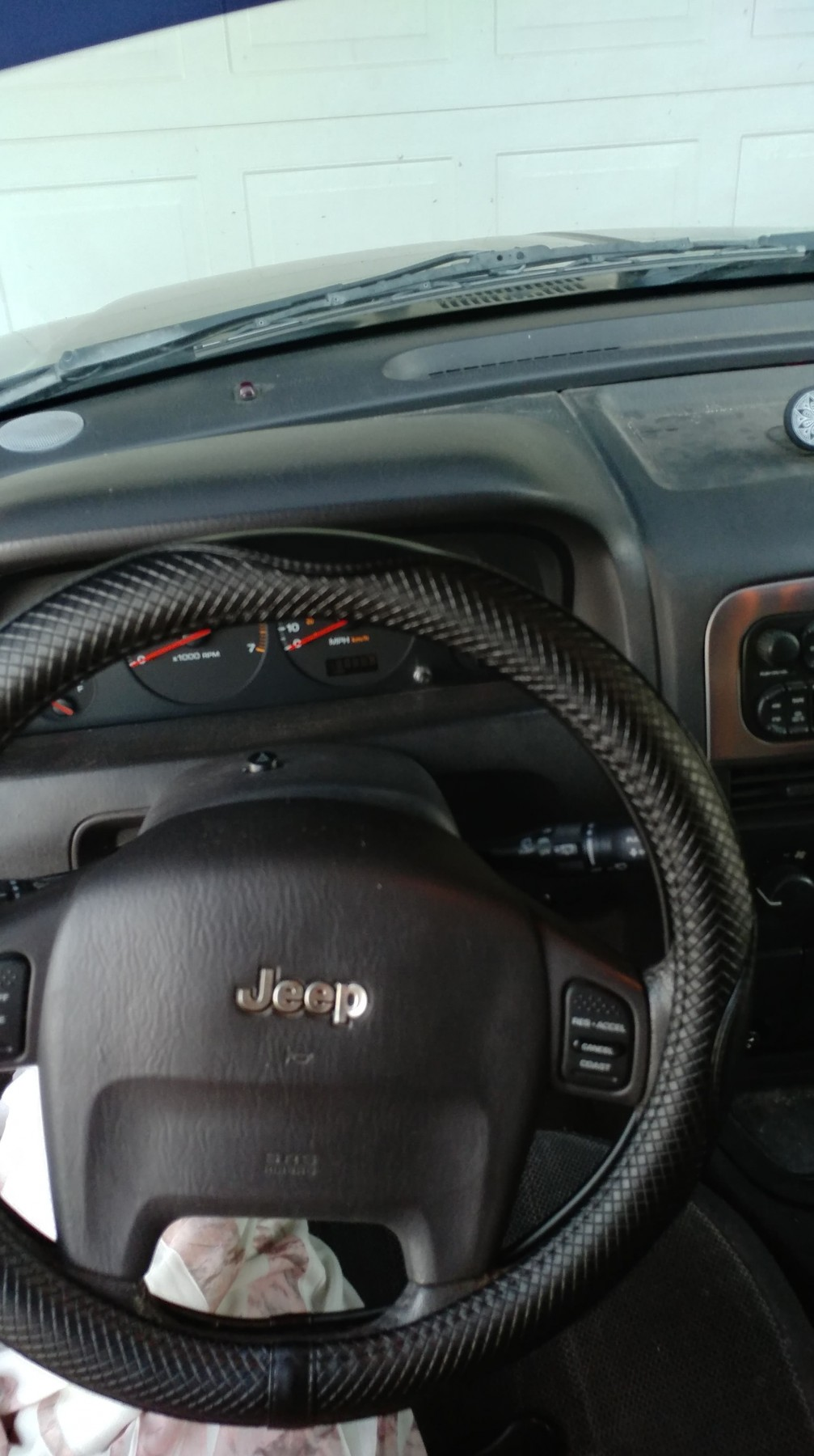 Personally think it makes the Jeep look and feel newer.