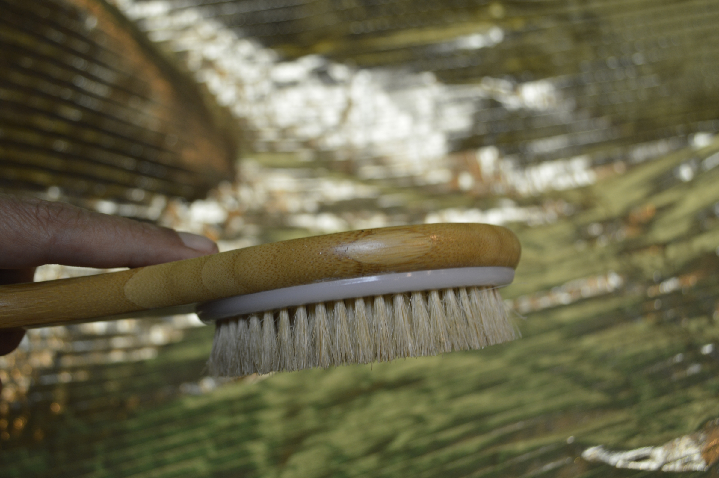 Quality Made Body Scrubbing Brush!