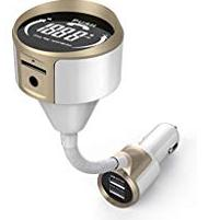 A very useful product that re-enabled Bluetooth FM Transmitter calling in my car and made listening to music easy!