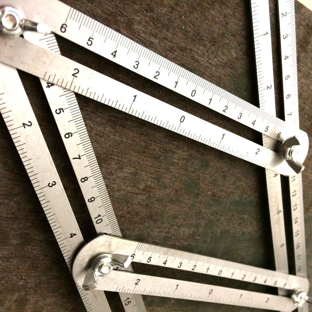 Versatile Tool For Those Tough To Measure Angles!