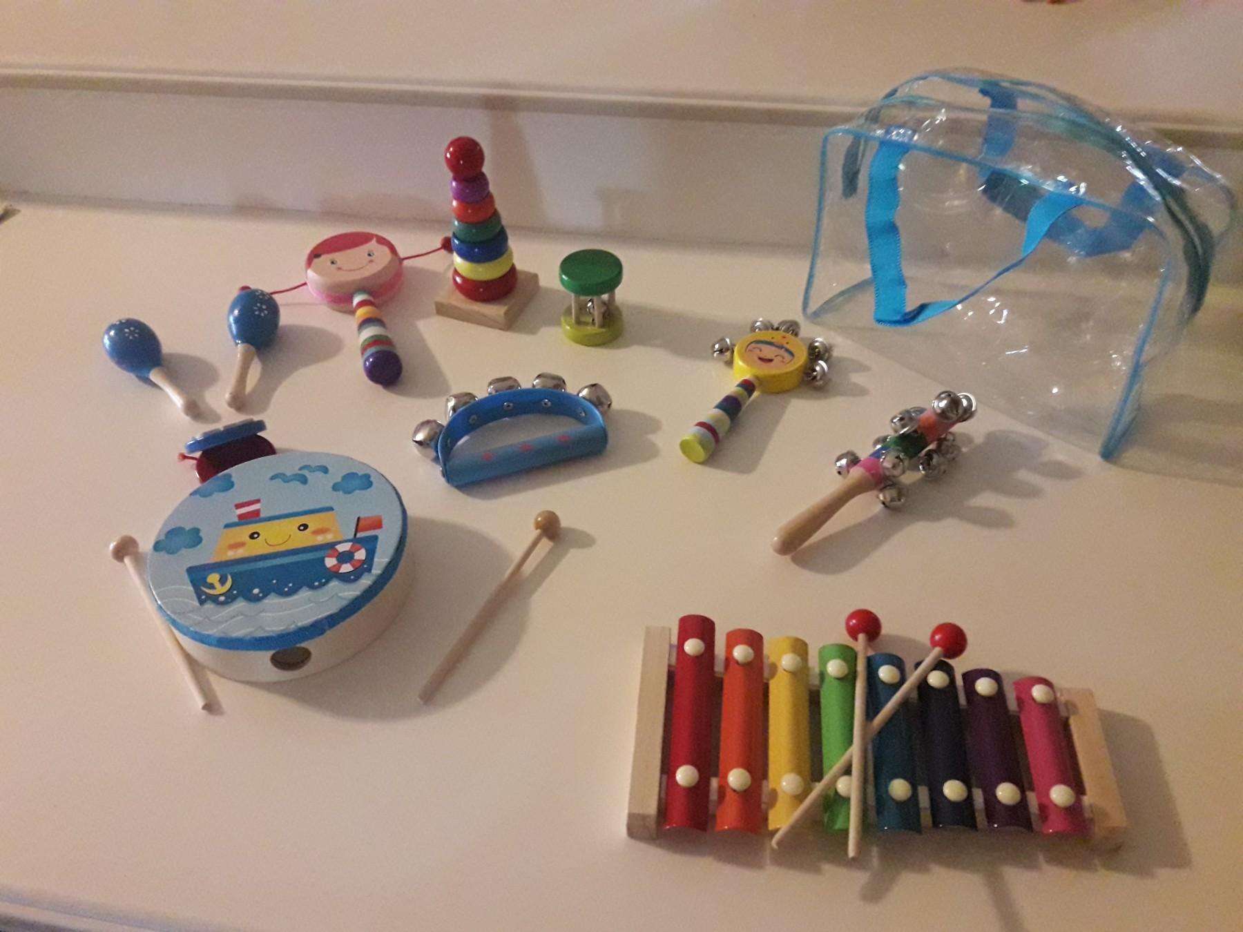 Great sensory toys