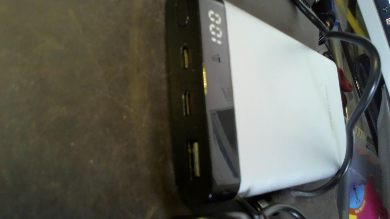 Une batterie efficace, en USB et USB-C