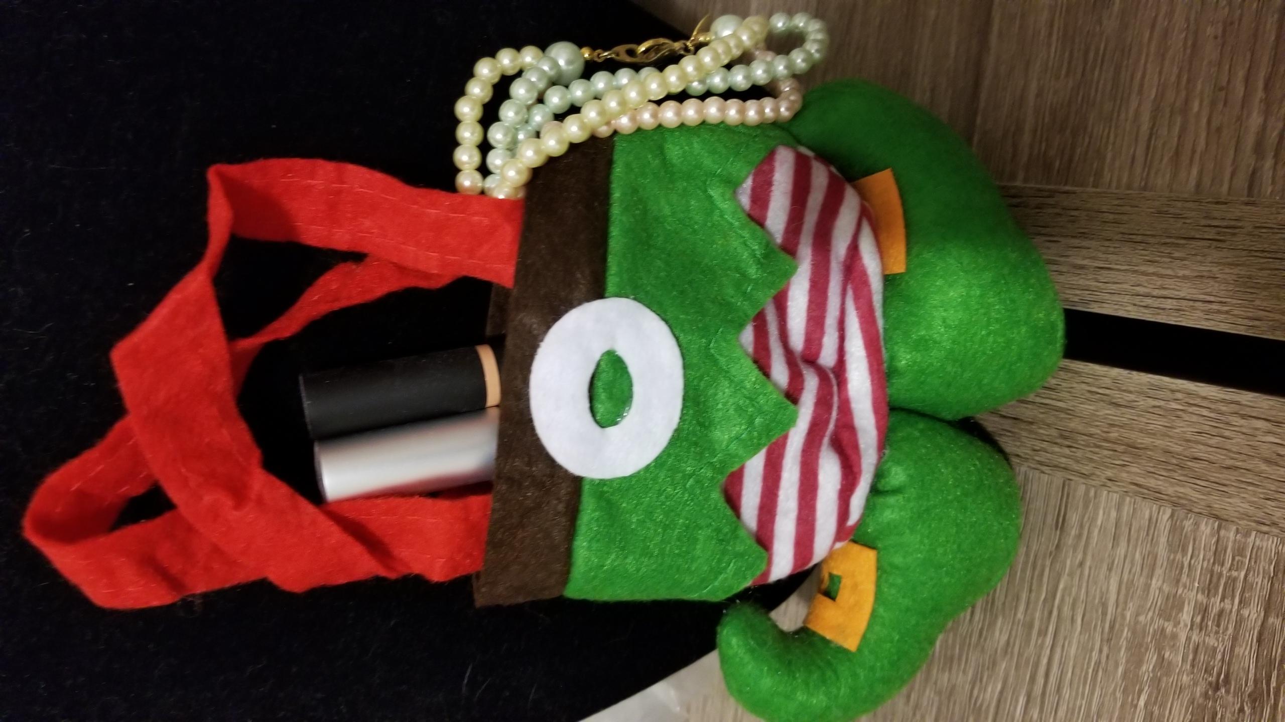 Christmas Elf Gift Bags