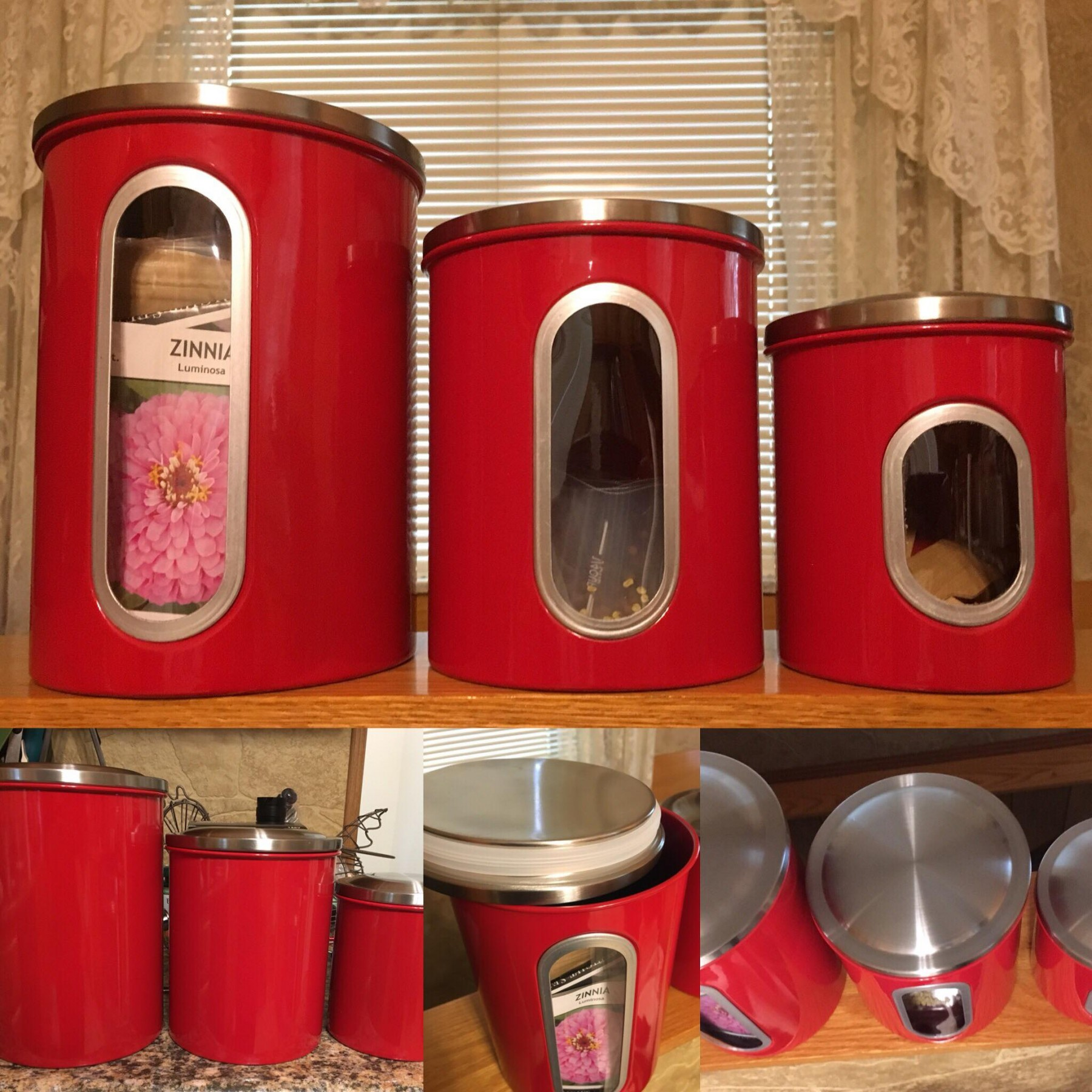 Nice Canister Set