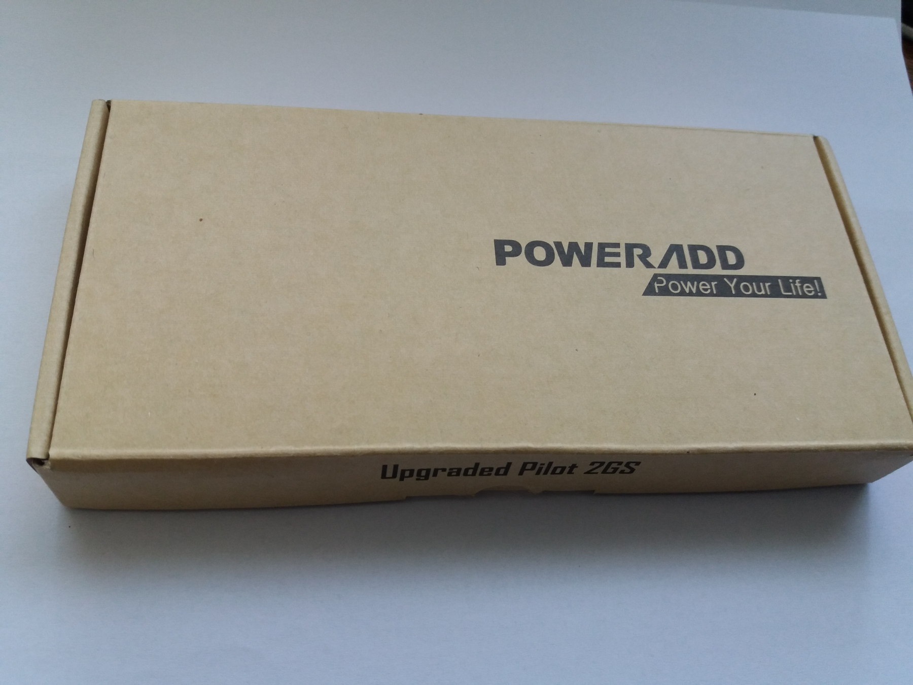 Chargeur Batterie Portable : Poweradd 10000mAh