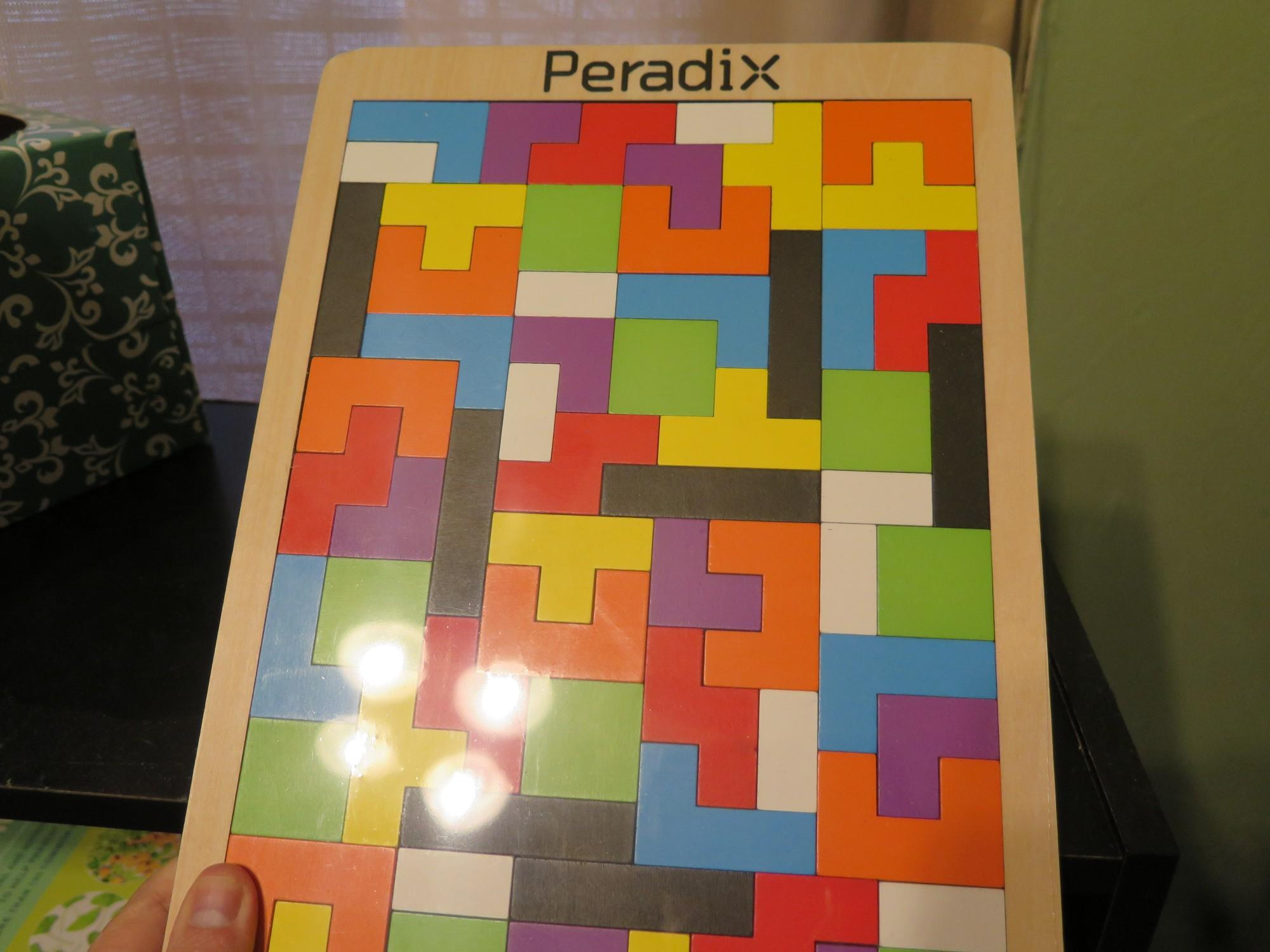 Skills puzzle