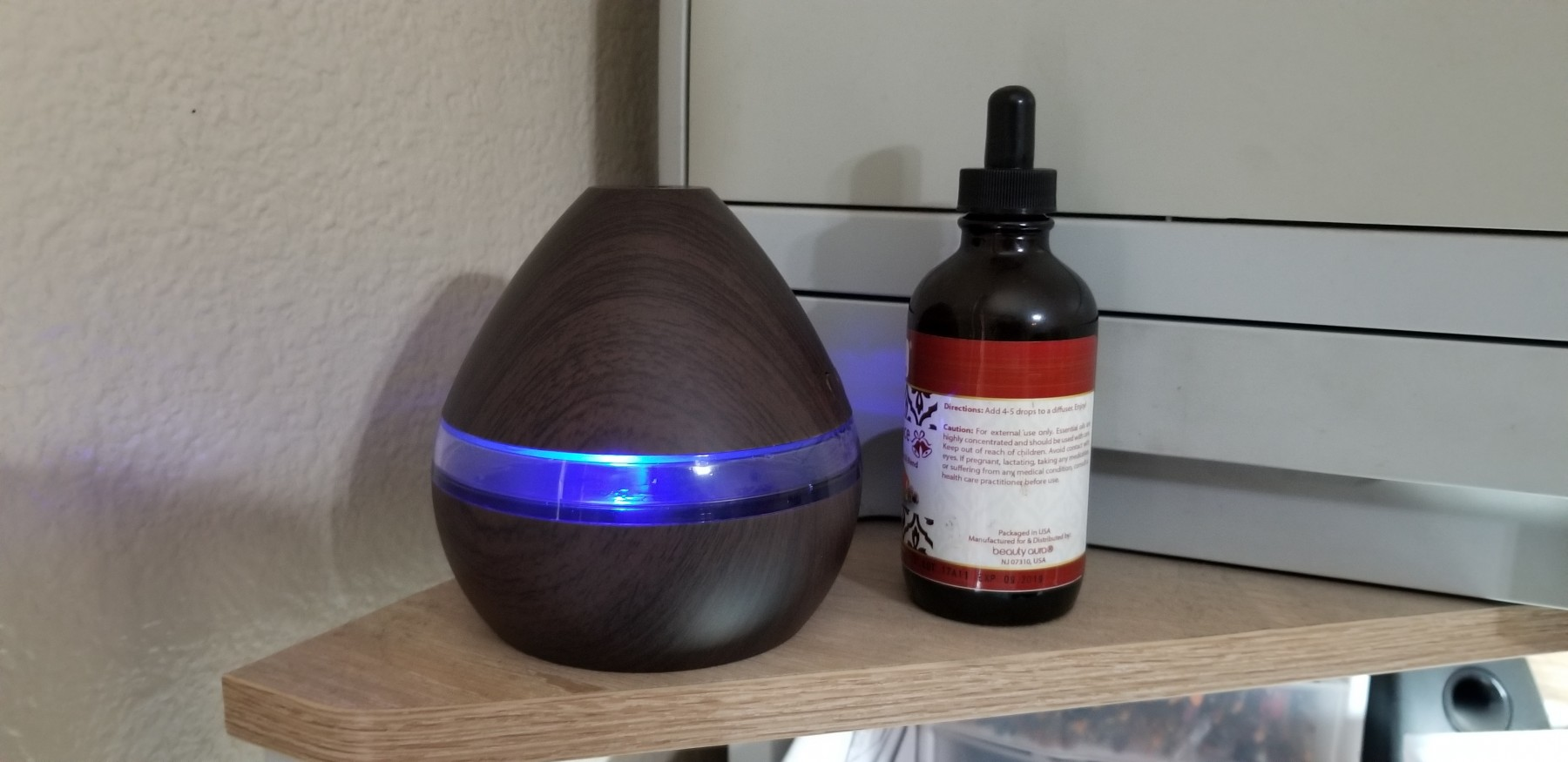 Good diffuser but NOT 300ml