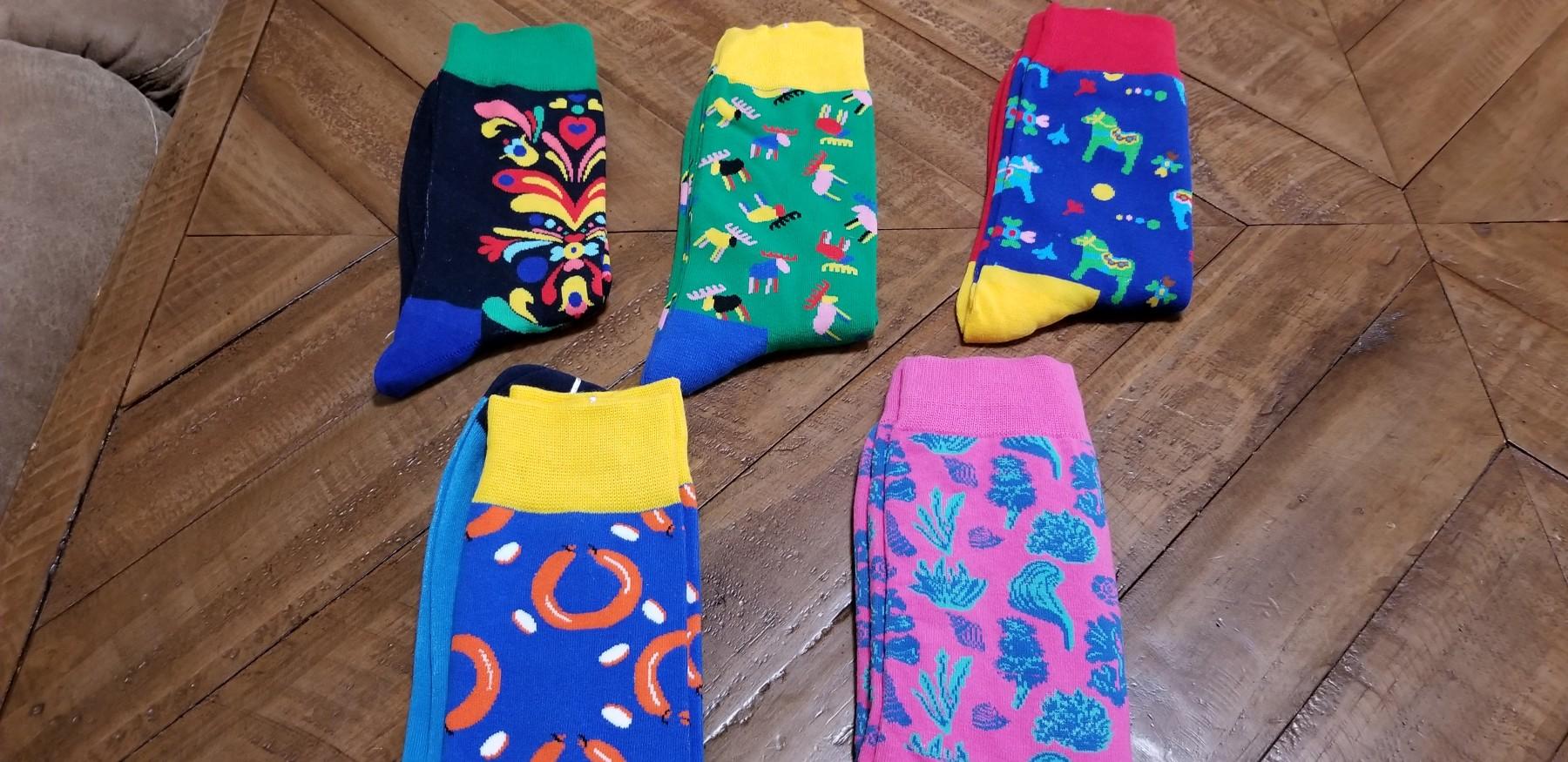 LOVE these socks!