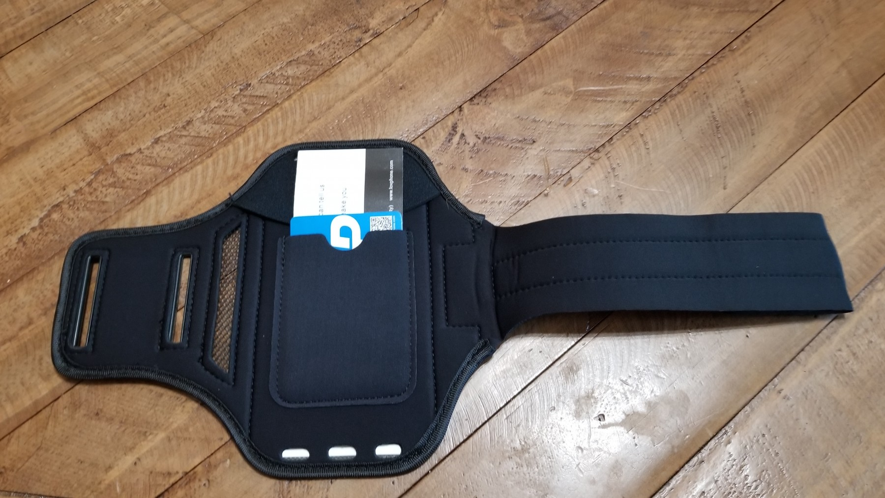 Nice armband - in blue