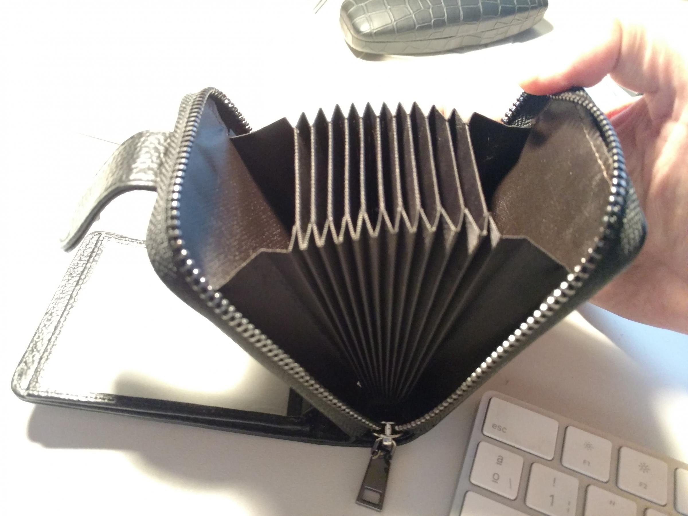 Una solución ideal para llevar todas tus tarjetas y carnets
