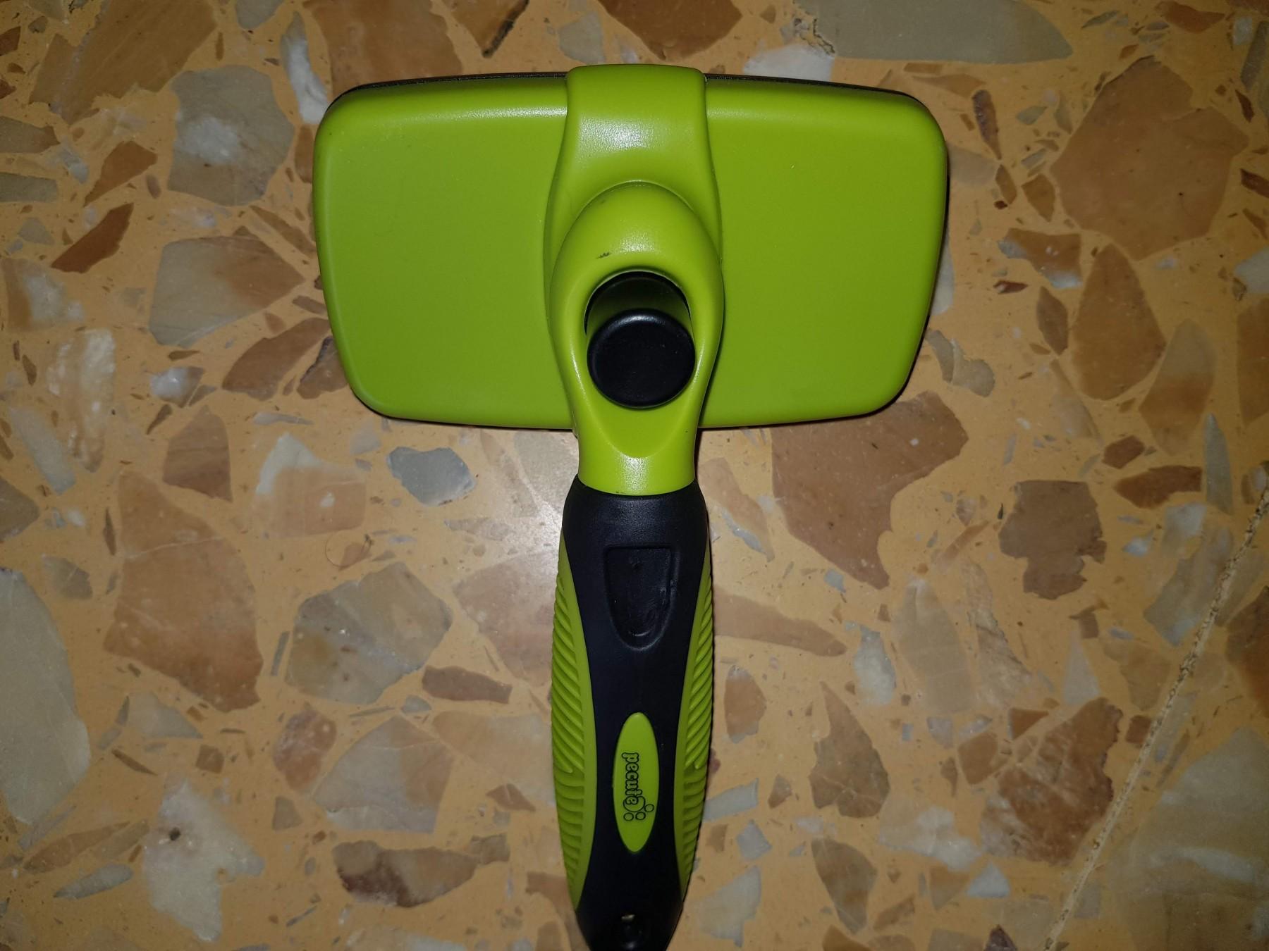 Ottimo prodotto, facile da usare, pulizia immediata