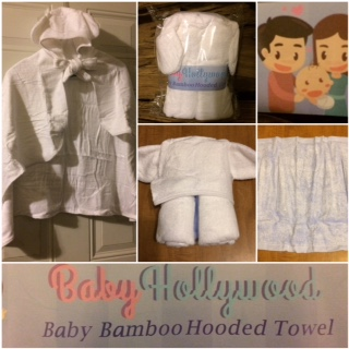 The Cute Little Ears On The Hood Of The Towel Bring A Smile To My Face When I See My Grand Baby All Wrapped Up AfterBath-time