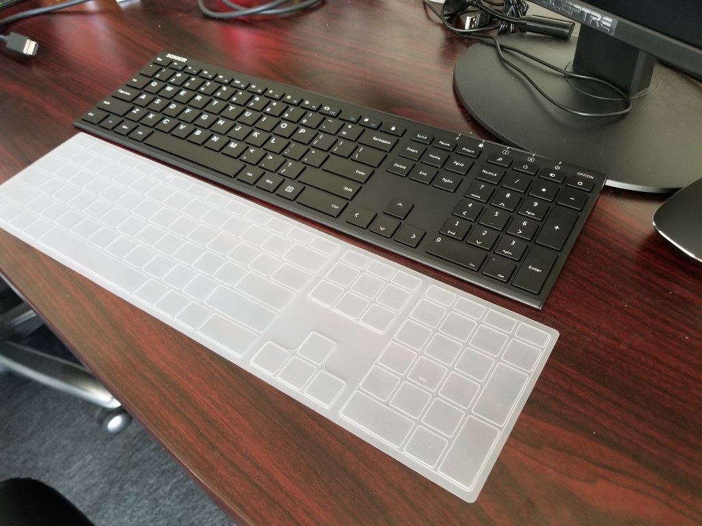 Beautiful Sleaky Slim Keyboards with Mouse.  Best Combo so Far