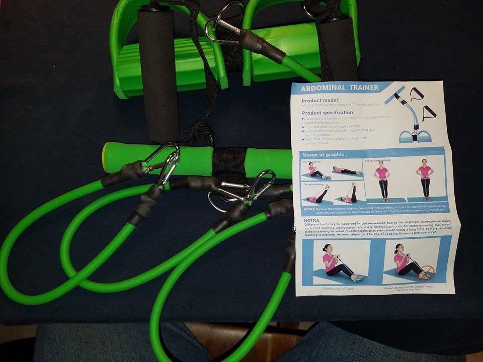 Good Home workout kit