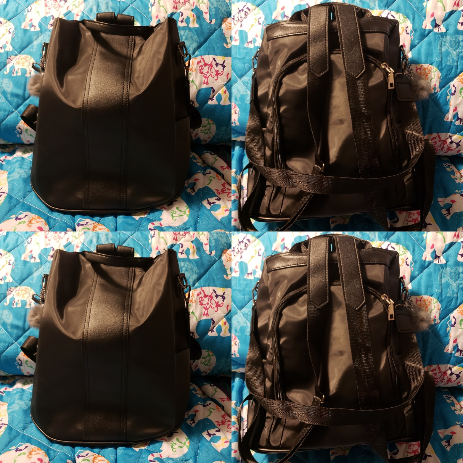 Awesome Backpack Purse