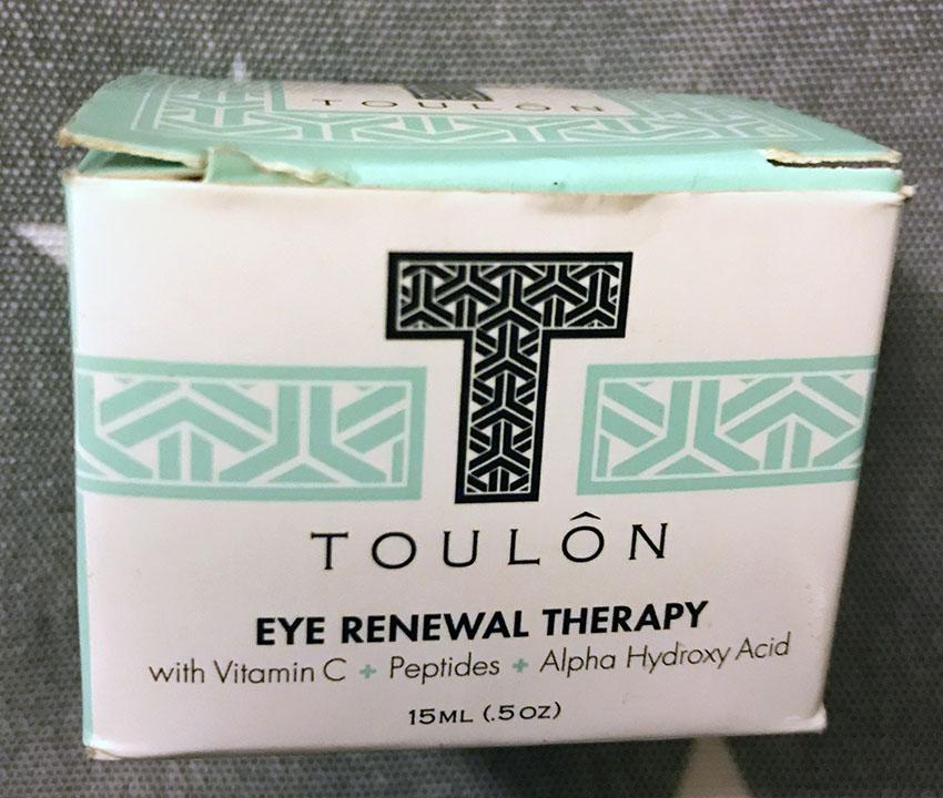 Für mich eine tolle Augenpflege - mein neuer Liebling :)