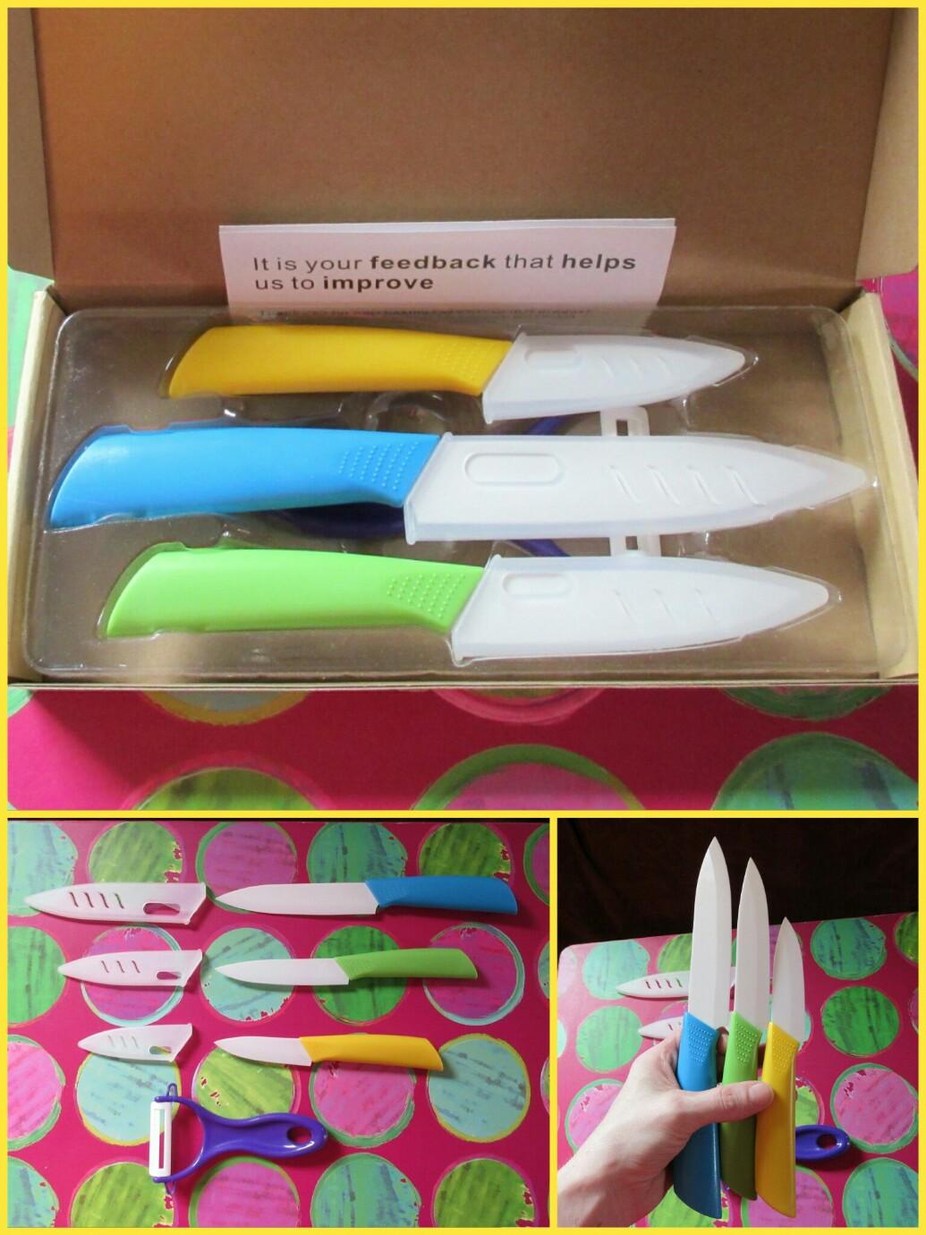 Very nice knives