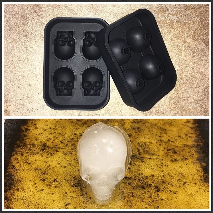 Super Cool Ice Mold