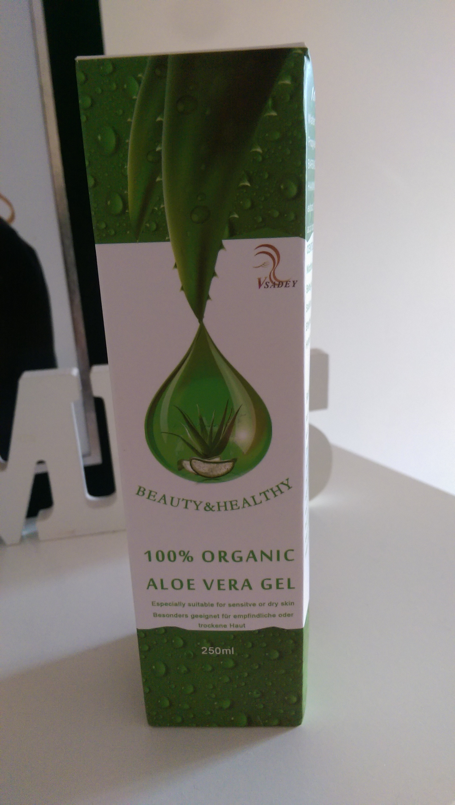 I love this Aloe Vera Gel