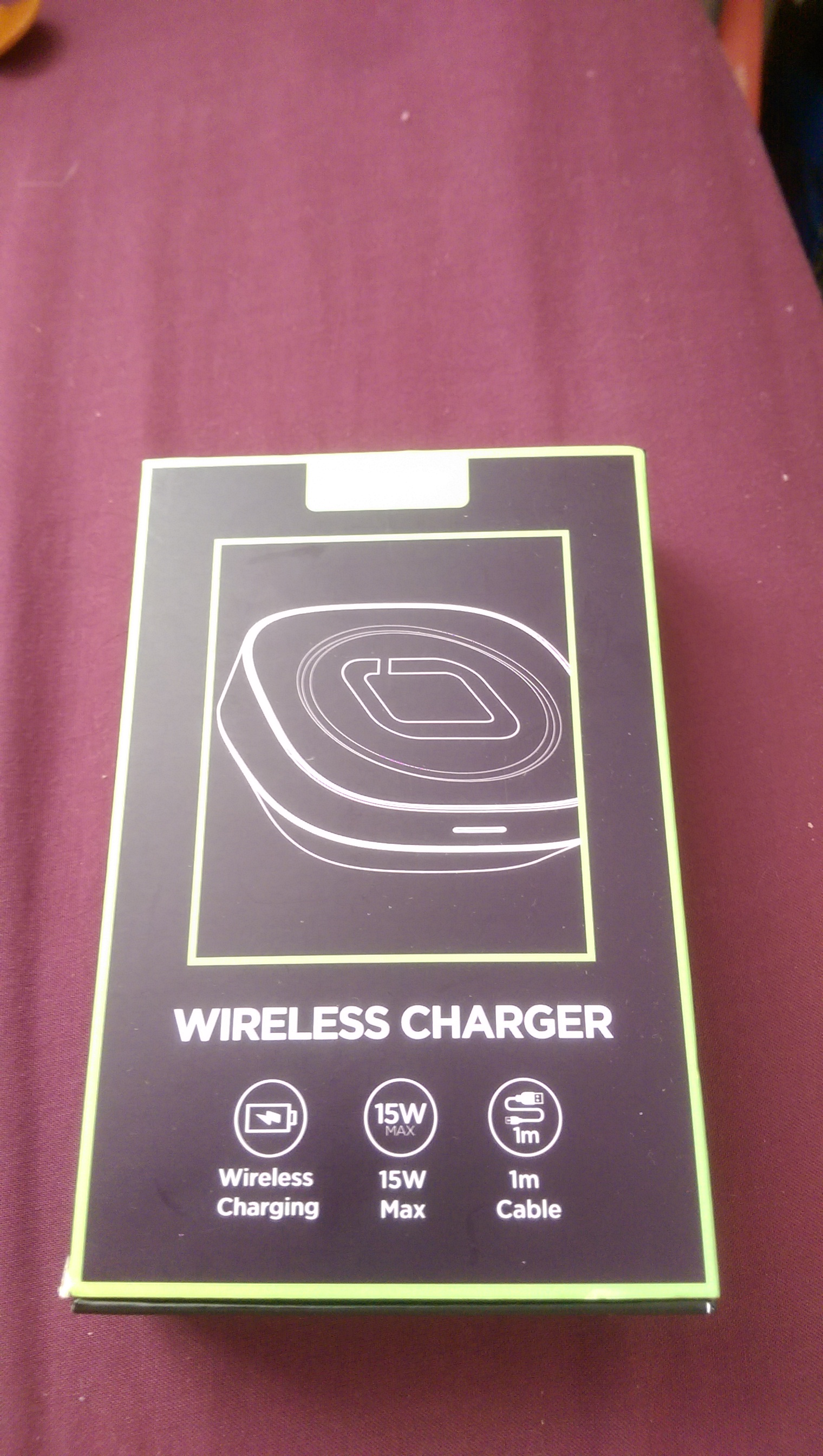 Very fast  wireless charger