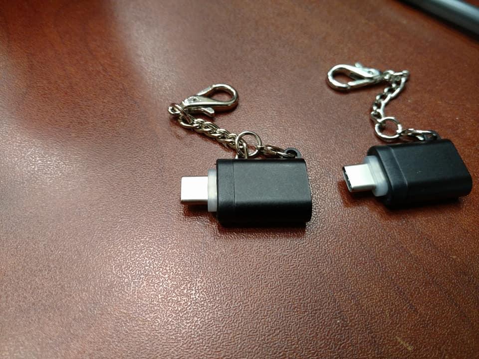 USB C to USB A