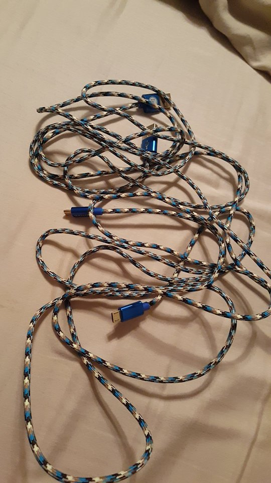 Great phone charger cables!