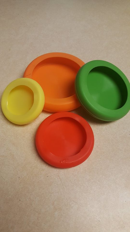 Silicone Food Savers are a Winner For Me!