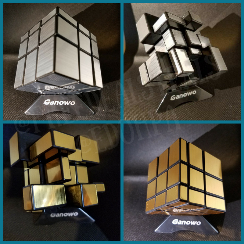 Mirror Finish Magic Cube