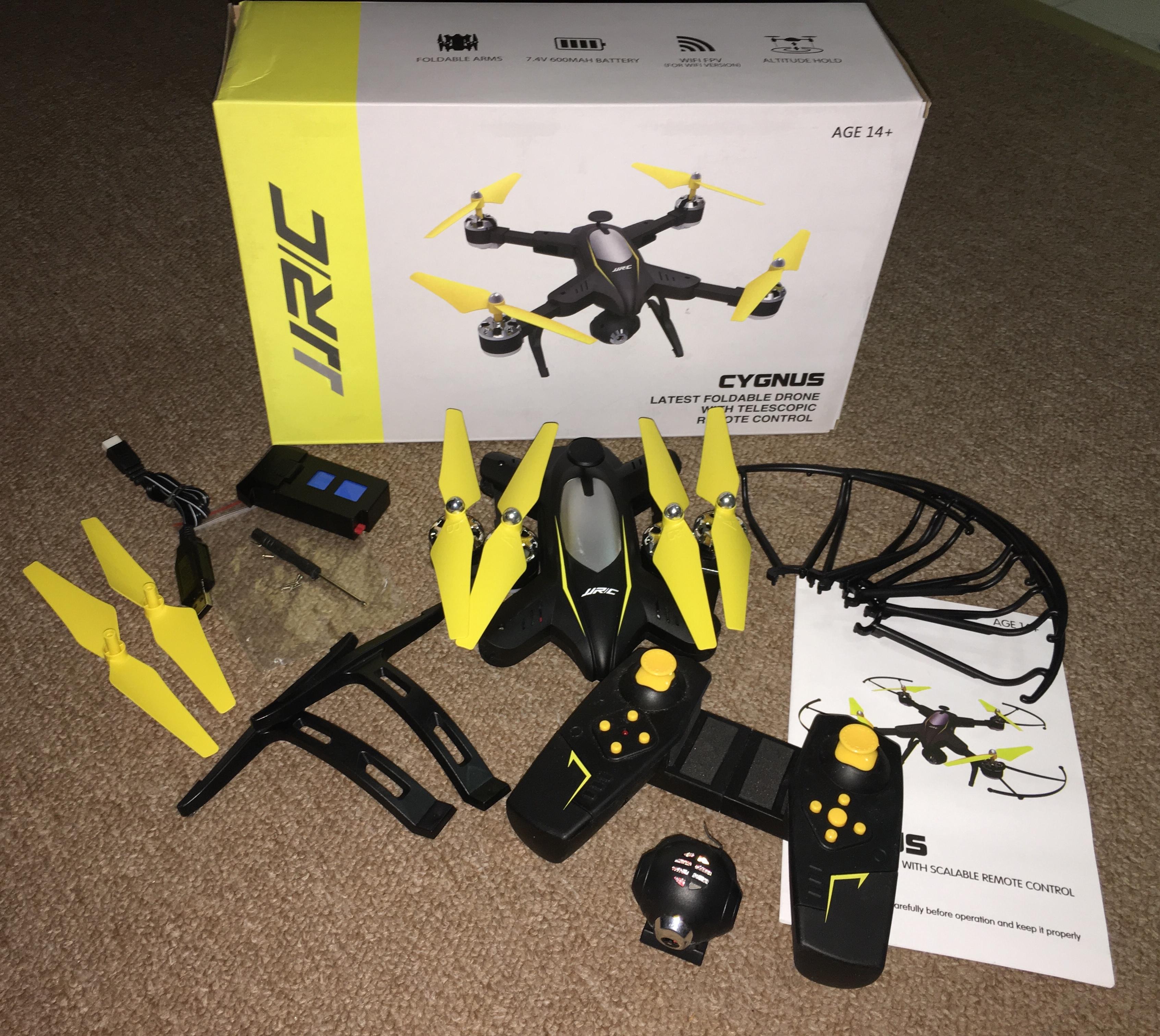 Decent RC drone