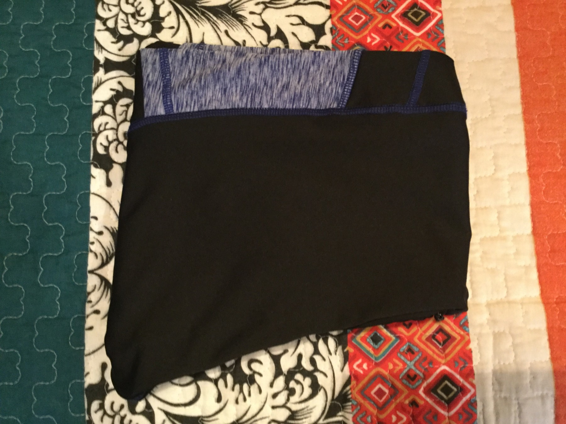 Cute, comfortable, great fit yoga capris