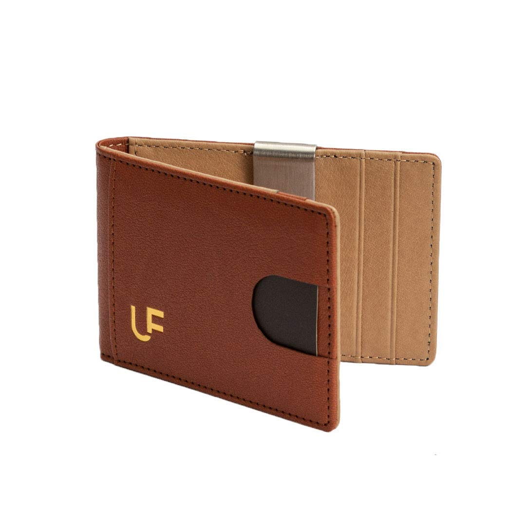 A slim, neat compact wallet!