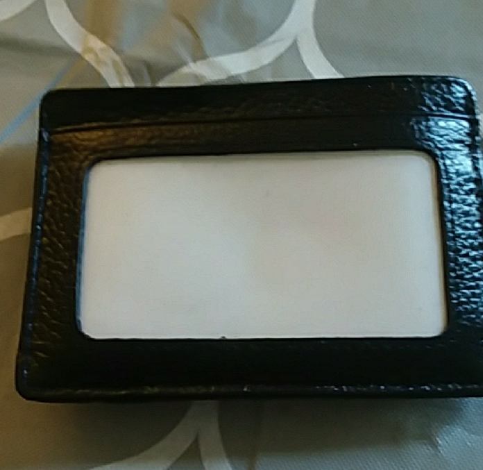 Well Madr Minimalist Magnetic Wallet