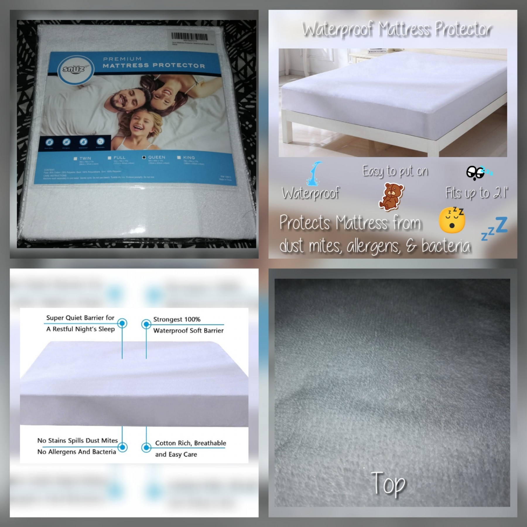 Great mattress protector
